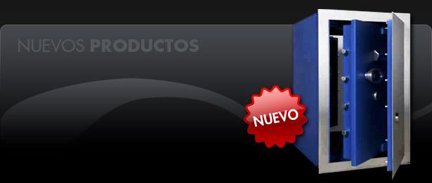 Nuevos productos cajas fuertes.net